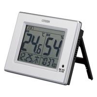 シチズンデジタル温湿度計 8RD200-A03 白_選択画像02