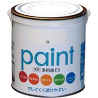 Paint 水性多用途EX 0.7L 赤