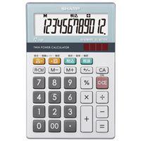 環境配慮電卓 ミニナイスサイズ EL-M712K