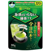 急須のいらない緑茶 80g 袋入 77212