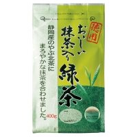 ※徳用おいしい抹茶入り緑茶400g