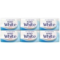 花王ホワイト6個箱入 包装紙柄箱 232007