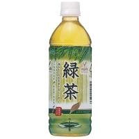 神戸居留地 緑茶 500ml×24本入