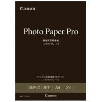 写真用紙 光沢プロ PT-201A420 A4 20枚