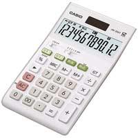 W税率電卓ジャストサイズ12桁 JW-200T-N