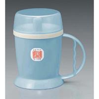 吸い口付マグカップ HS-N12 ブルー