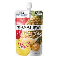 すりおろし果実パイナップルとりんご(32入