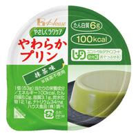 やわらかプリン 抹茶味(48入)