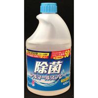 ディポス除菌アルコール付替 420ml