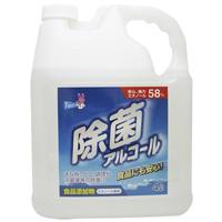 ディポス除菌アルコール業務用 4L 4本