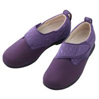 あゆみウィングストレッチ 紫 LL