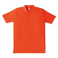 イベントポロシャツ MS3108 L オレンジ