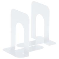 ブックエンドM 白10個(2個*5組)B167J-M-WH5