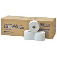レジ用サーマルロール紙 58R-80TR-ZC 20巻