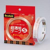 超透明テープS BH-15N 紙箱入