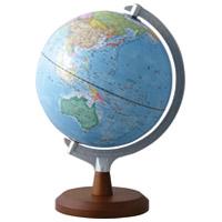 地球儀 行政タイプ25cm OYV17