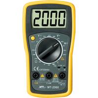 デジタルマルチメータ ブラック MT2060