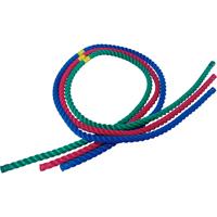 体つくりカラーロープ・グリーン 63-883