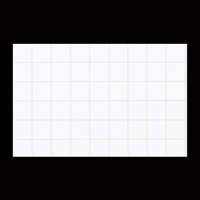 ホワイトボードシート暗線入 MSHP-3045-M
