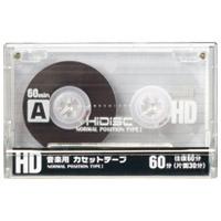 カセットテープ 60分×10本 HDAT60N10P2