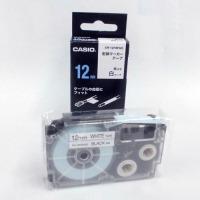 配線マーカーテープ XR-12HMWE 12mm