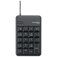 USBテンキーHUB付 TK-TCM012BK/RS ブラック
