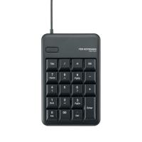 USBテンキー TK-TCM011BK/RS ブラック