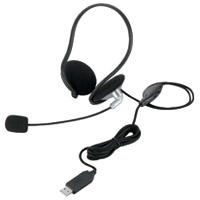 USBヘッドセットネックバンドHS-NB05USV