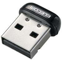 USB無線超小型LANアダプタ WDC-150SU2MBK