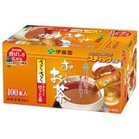※◆おーいお茶 さらさらほうじ茶0.8g×100