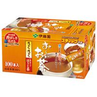 おーいお茶 さらさらほうじ茶 0.8g×100本