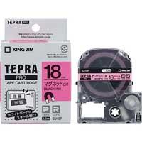 PROテープ マグネット ピン/黒字 SJ18P
