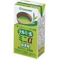 テルミールミニα 抹茶味 24本