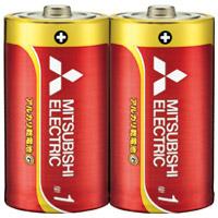 乾電池 LR20GD/2S 単1 2本