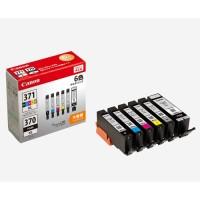 インクカートリッジBCI-371XL+370XL/6MP