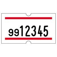 ラベル SP用 赤2本線 20巻 219999082