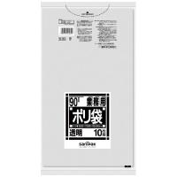 ポリゴミ袋 N-93 透明 90L 10枚 30組