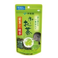 ※おーいお茶 若芽・若茎入り緑茶 100g