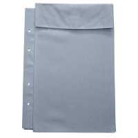 布図面袋A4規格4穴ハトメ無014-0170マチ3cm