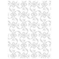 包装紙 フラールリボン銀 半才判 49-1805