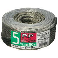 PPロープ HR-008 小巻 50m オーリブドラブ