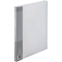 クリアーブック20P A4S透明10冊 D047J-10CL