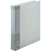 クリアーブック60P A4S透明1冊 D049J-CL