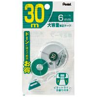 修正テープ6mm×30m XZT516-W