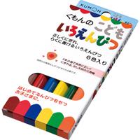 くもんのこどもいろえんぴつSE-21