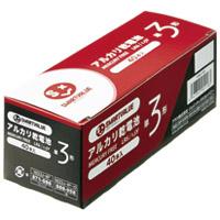 アルカリ乾電池Ⅱ 単3×40本 N223J-4P-10