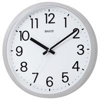 リズム時計 フラットフェイスDN 4KGA06DN19