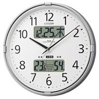 シチズン電波掛時計 4FY618-019