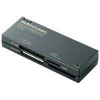 メモリカードリーダMR-C23BK