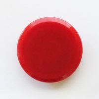 カラーマグネット MR-40 赤 40mm 10個